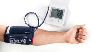 Blutdruck Messgerät Test